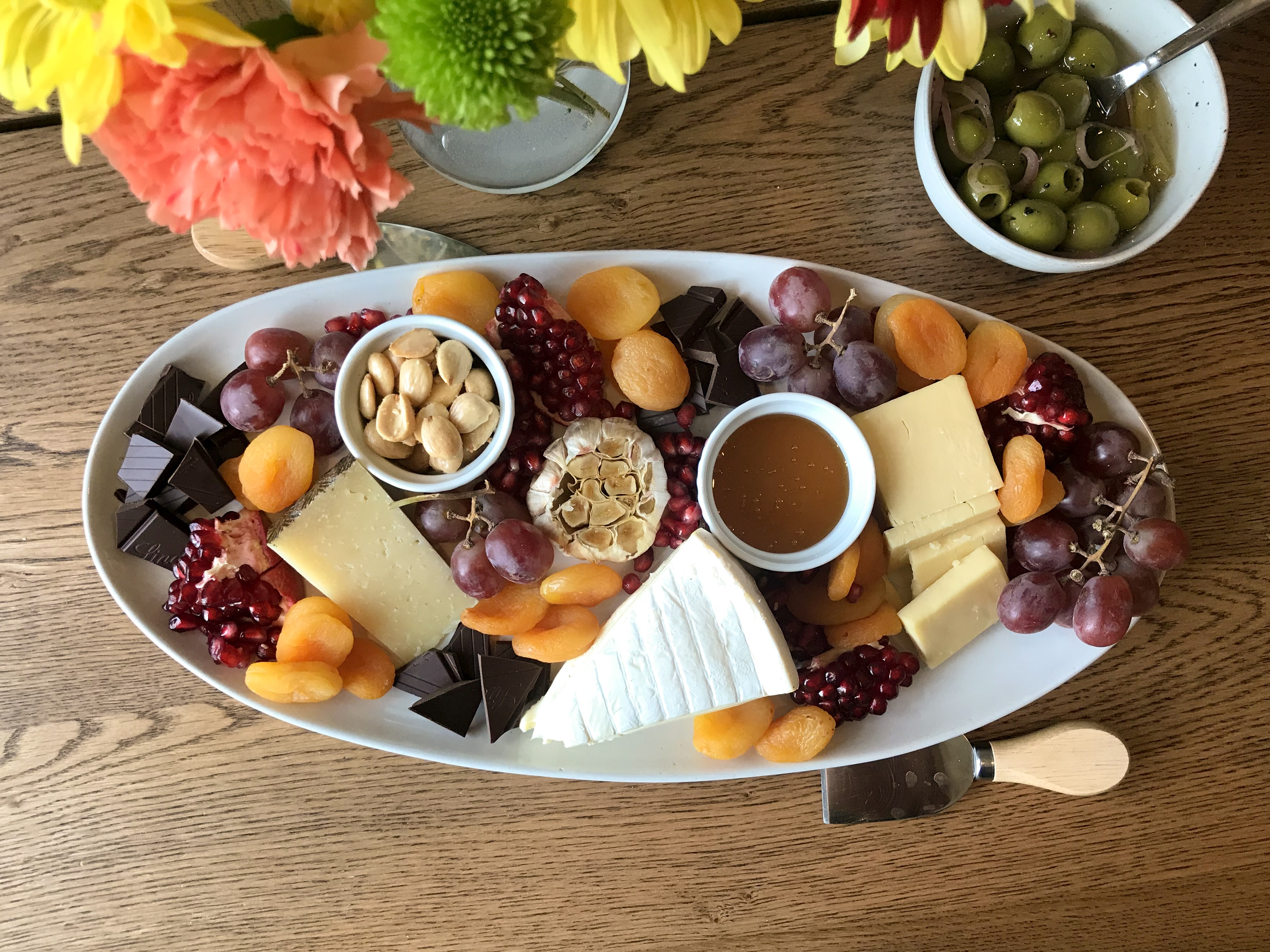 Boy have I got a beautiful cheese plate for you.