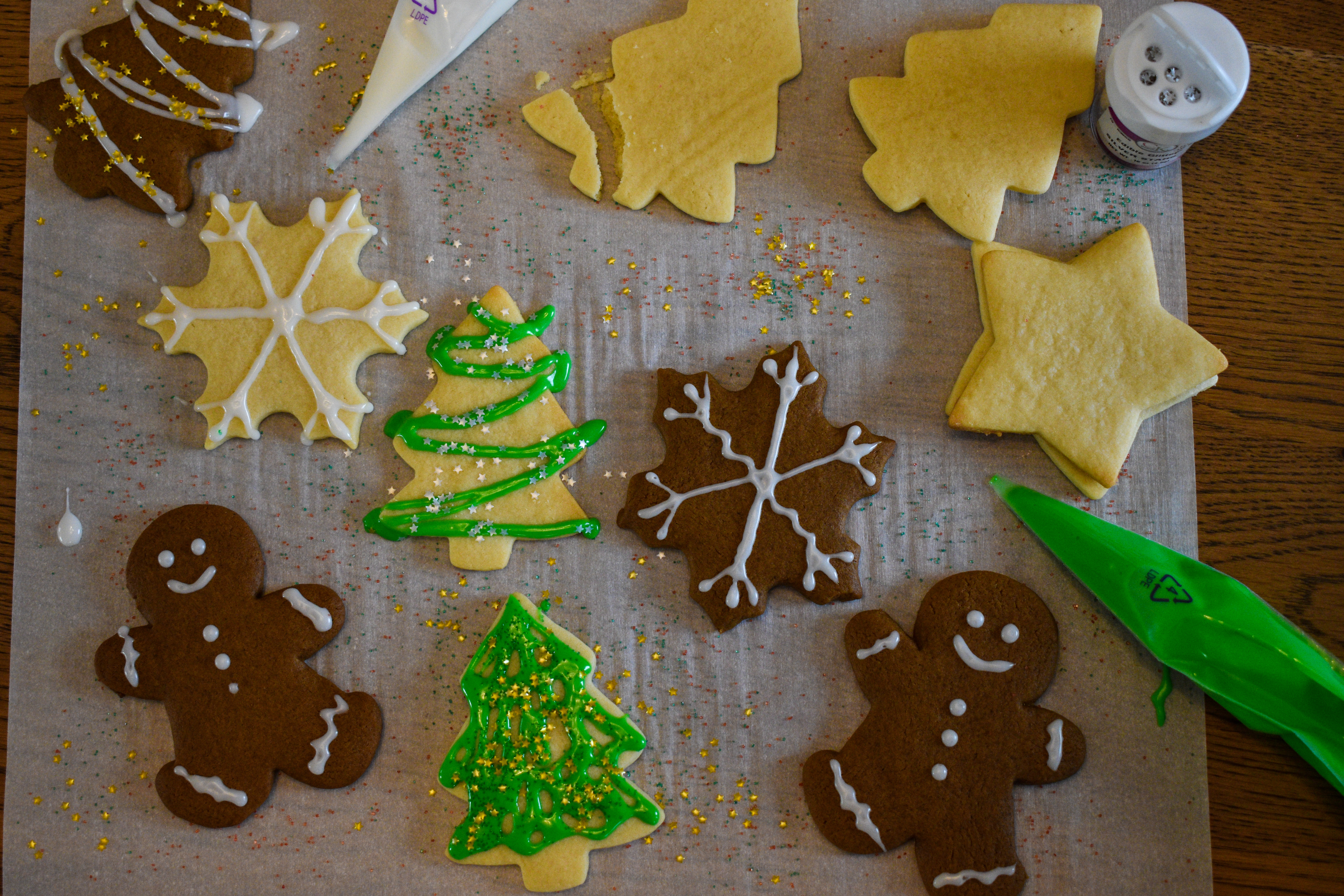 Cookie Decorating Kits!